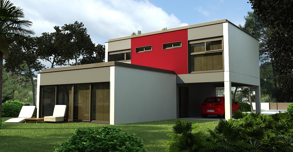 Cases prefabricades els 5 millors sistemes de construcci - Cube casas prefabricadas ...